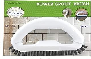 shower tile cleaning brush