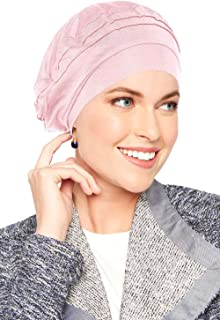 Triumph Beret in Luxury Bamboo Hat for Fashion, Cancer, Chemo - Head Covering for Women