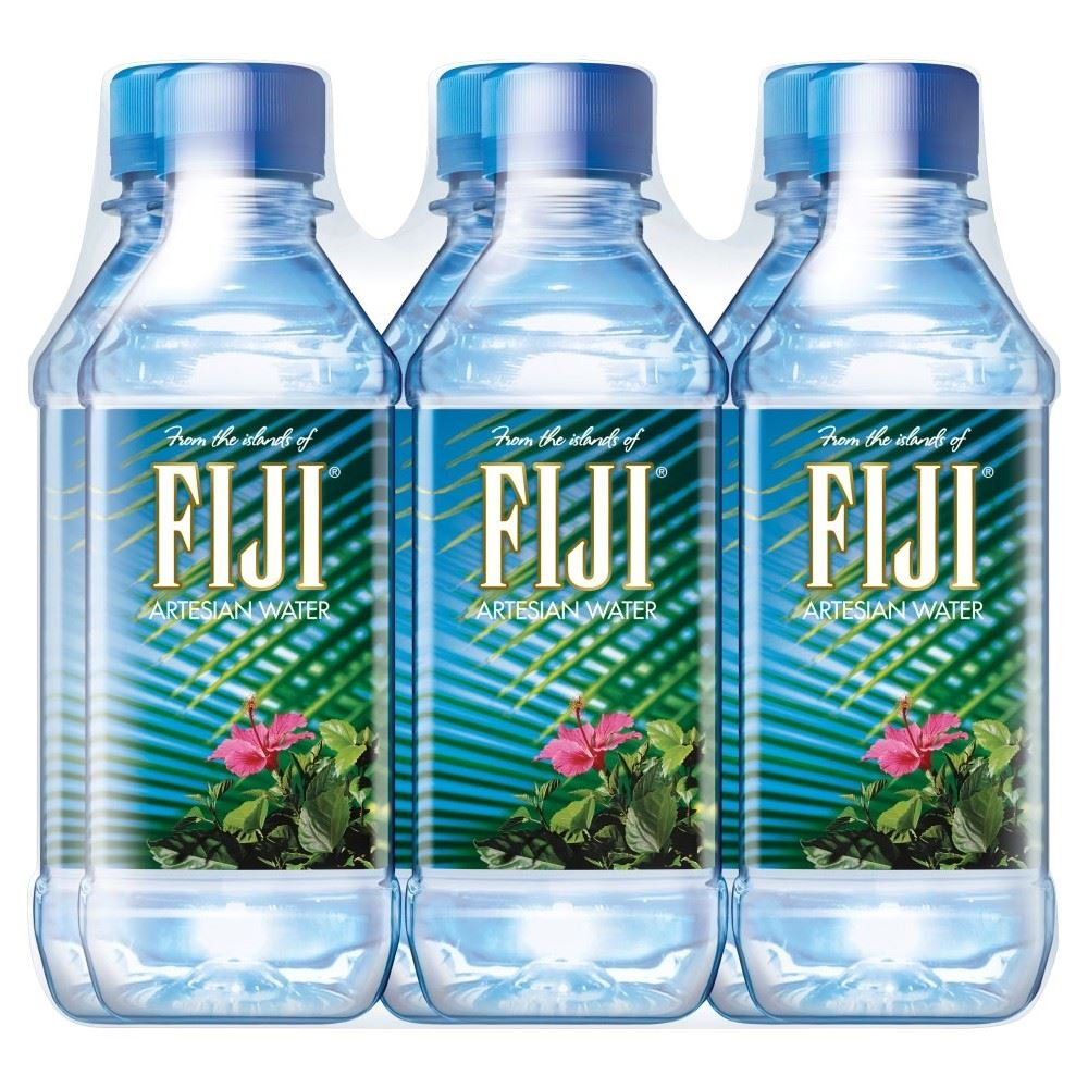 Fiji Natural Mineral Max 71% NEW before selling ☆ OFF Water 6x330ml
