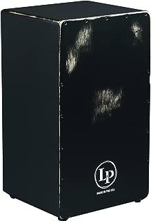 Latin Percussion LP Americana Black Box String Cajon, Antique, inch (LP1428NYBS)