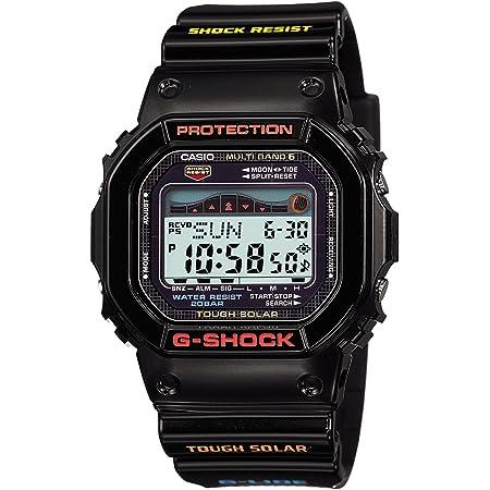 [カシオ] 腕時計 ジーショック G-LIDE 電波ソーラー GWX-5600-1JF ブラック