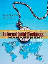 International Business Management: A Global Perspective