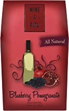 Wine-A-Rita Blueberry Pomegranate Frozen Cocktail Mix, 12 Ounce Pack, Makes 72 Ounces