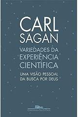 Variedades da experiência científica: Uma visão pessoal da busca por Deus eBook Kindle