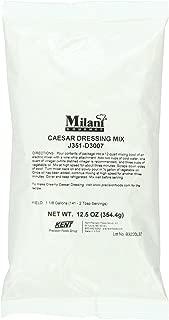 Milani Gourmet Caesar Dressing Mix, 12.5-Ounce Units (Pack of 6)