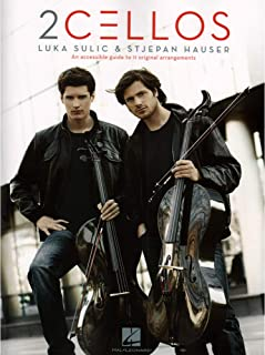 2cellos: Luka Sulic & Stjepan Hauser - Cello