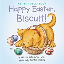 Happy Easter, Biscuit!: A Lift-the-Flap Book