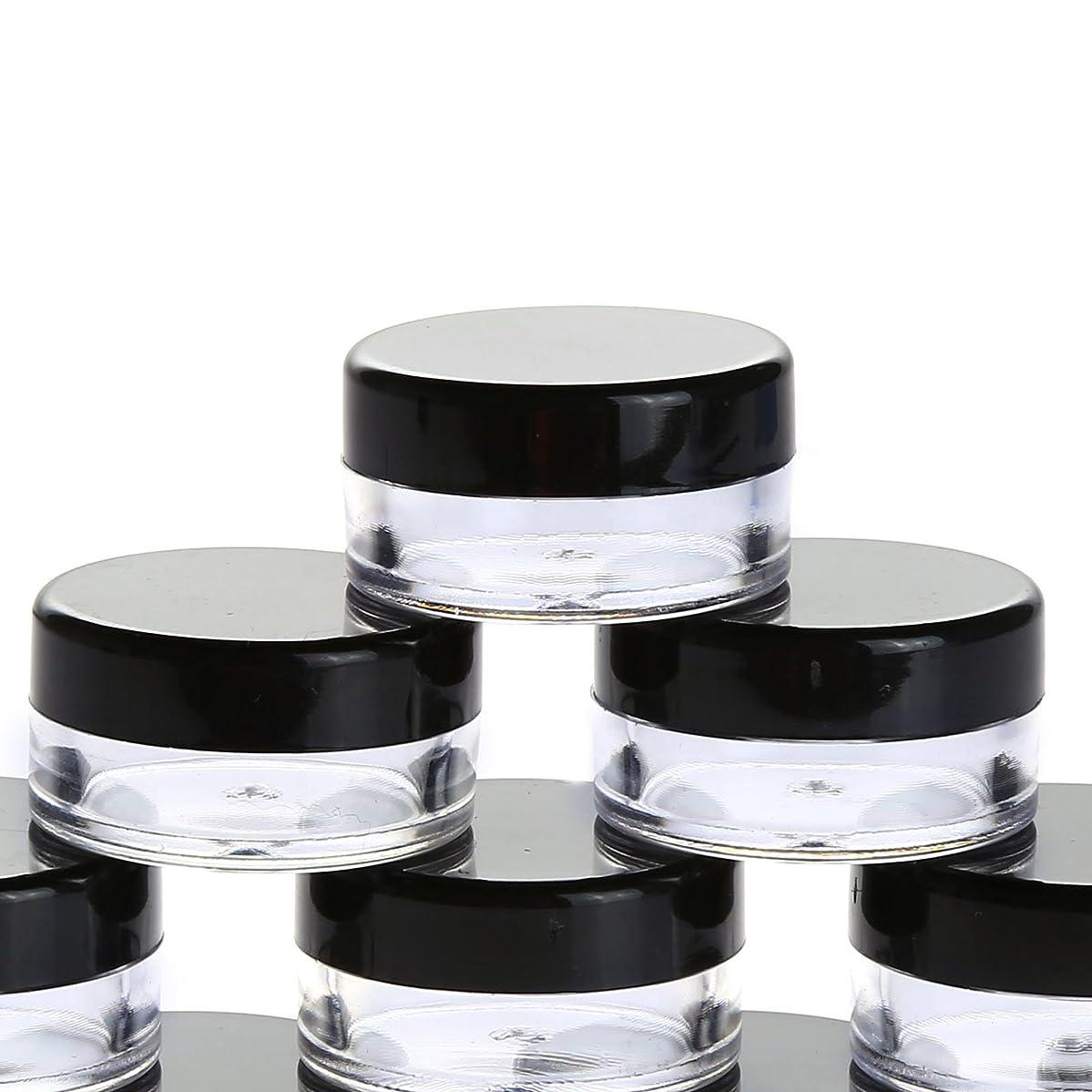 ユーモアランデブー葉を集める10個入り 5g 化粧品用 小分け容器 小分けボトル クリームケース 詰め替え容器 化粧品 携帯用 収納 旅行用品
