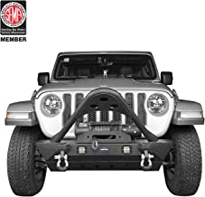 Best front bumper for 2018 jeep wrangler jl Reviews