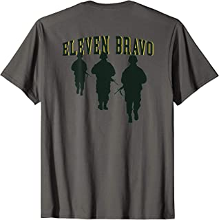 US Army 11 Bravo Infantry Ground Forces T-Shirt