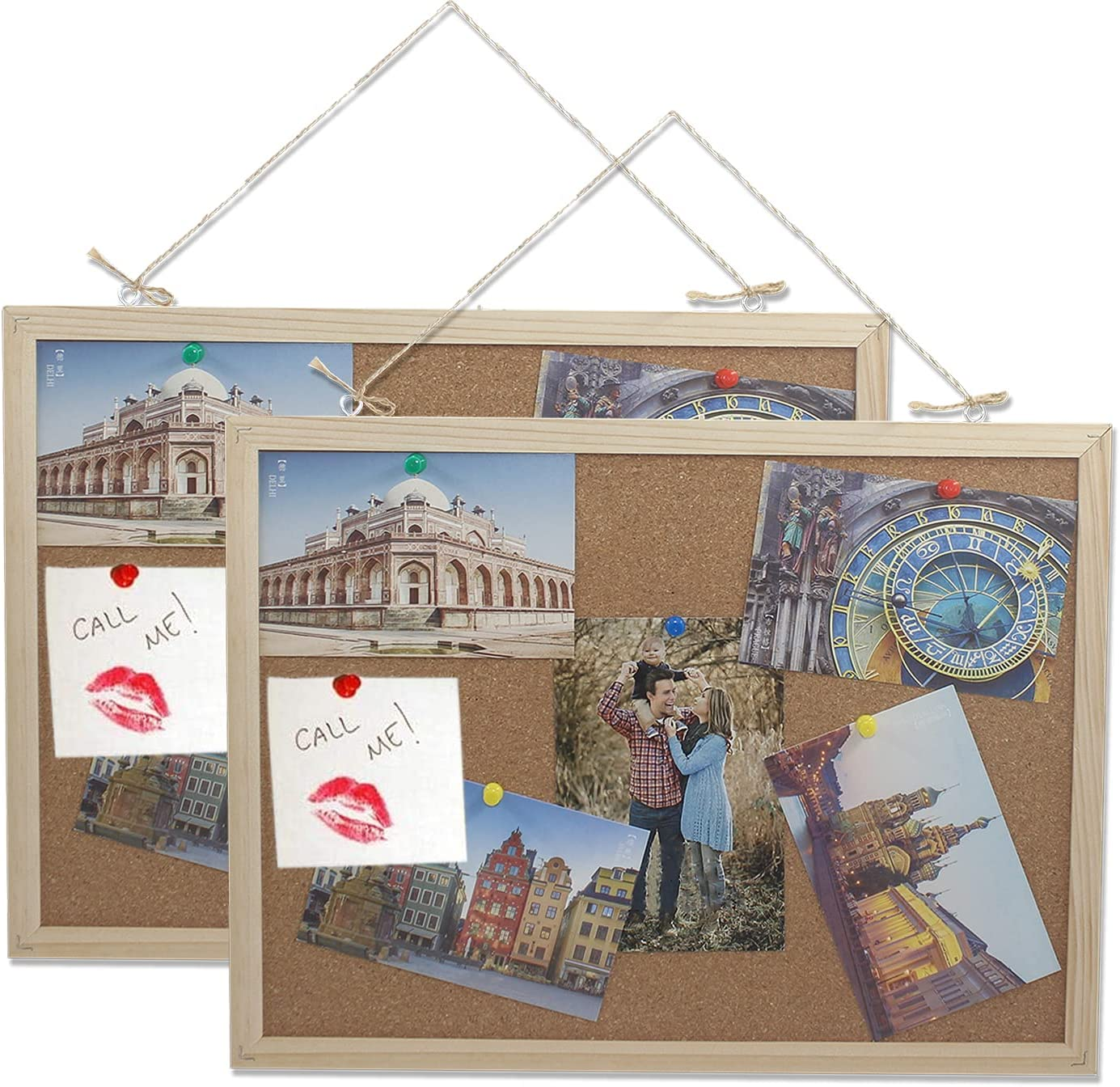 suituts 2 Pack 15.7 New Free Shipping Inch All items free shipping Vision for Boards Bulletin Cork
