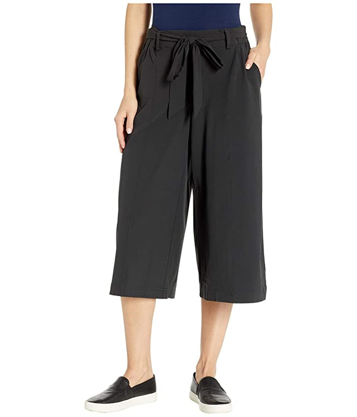 Royal Robbins Spotless Traveler Culottes (Jet Black) Women