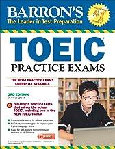Barron's TOEIC Practice Exams with MP3 CD (Book & MP3 CD)