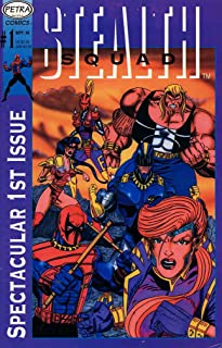 Stealth Squad (1993) #1