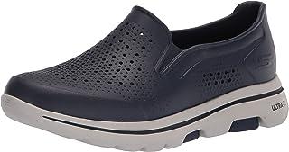 حذاء رجالي بدون كعب سهل الارتداء Go Walk 5 من Skechers