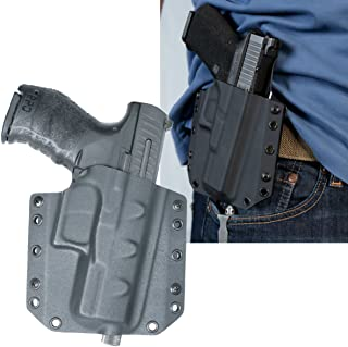 Bravo Concealment: Walther PPQ M2 9mm, PPQ sub-Compact 9mm OWB Gun Holster