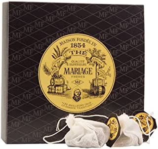 MARIAGE FRERES. Pleine Lune, 30 Tea Bags 75g (1 Pack) Seller Product Id MR542S - USA Stock