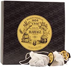 MARIAGE FRERES. Wedding Imperial, 30 Tea Bags 75g (1 Pack) Seller Product Id MR1224S - USA Stock Fast Delivery