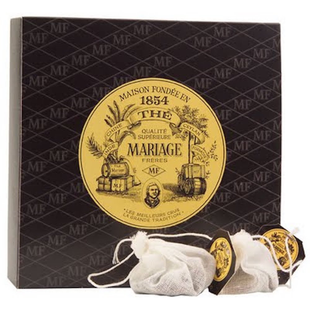 We OFFer at cheap prices MARIAGE FRERES. Pleine Lune Max 78% OFF 30 Tea 75g Pack Pro Seller 1 Bags