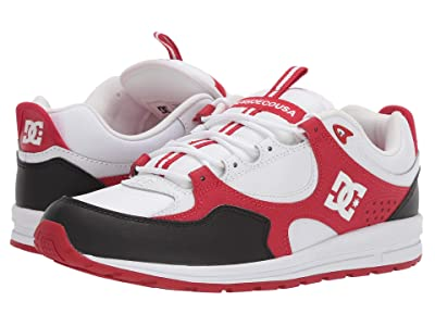 DC Kalis Lite (Black/White/Red) Men