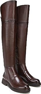 Franco Sarto Women's Battina Knee High Boot, Brown, 7