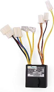 LotFancy 24V 控制器,带 7 个连接器,适用于剃刀 Power Core E100 电动滑板车,型号:ZK2400-DH