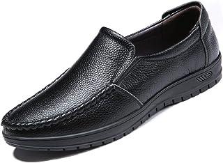 [Dabbqis] ローファー スリッポン ドライビングシューズ メンズ モカシン カジュアルシューズ ビジネスシューズ デッキシューズ 軽量 通気 滑り止め 通勤 学生靴
