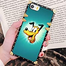 DISNEY COLLECTION Cartoon Wallpaper Hd Apple iPhone 5S or SE or 5 [5.5in] Square Case Cover