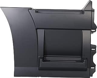 ECOTRIC Rear Bumper Lip Diffuser for 2009 2010 2011 2012 2013 2014 2015 7th Gen Nissan Maxima Rear Body Kit r Bumper Chin Lip Diffuser Spoiler