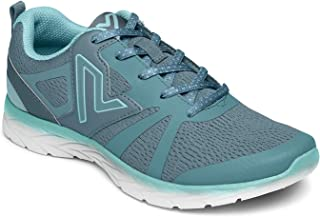 Vionic Miles Active Sneaker - Dual Layer Breathable Mesh with Lightweight EVA Midsole. Features Podiatrist Design Orthotic