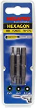 product image for MegaPro 9BP-HX-3A Replacement Bit Packs, HD2.00-3.00, HD4.00-5.00, HD5.50-6.00