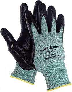 Pine Tree Tools Ultra Strong Mens Safety Work Gloves With Advanced Grip
