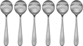 CraftKitchen Open Stock Stainless Steel Satin Classic Flatware Sets (Soup Spoons)