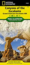 Canyons of the Escalante [Grand Staircase-Escalante National Monument] (National Geographic Trails Illustrated Map, 710) PDF