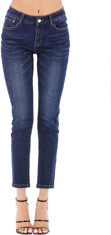LLTT Rare Mens Women's High-Stretch P Fees free!! Mid-Rise Jeans Slim-Fit