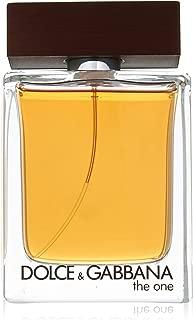 Dolce & Gabbana The One Eau de Toilette Spray for Men, 3.3 Ounce