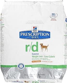 Hill'S Prescription Diet R/D Canine Weight Loss - Low Calorie Chicken Formula - 27.5Lb