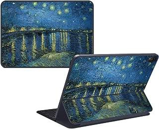 MightySkins Skin Compatible with Apple iPad Pro Smart Keyboard 11