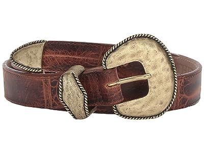 Leatherock Loretta Belt (Cognac) Women