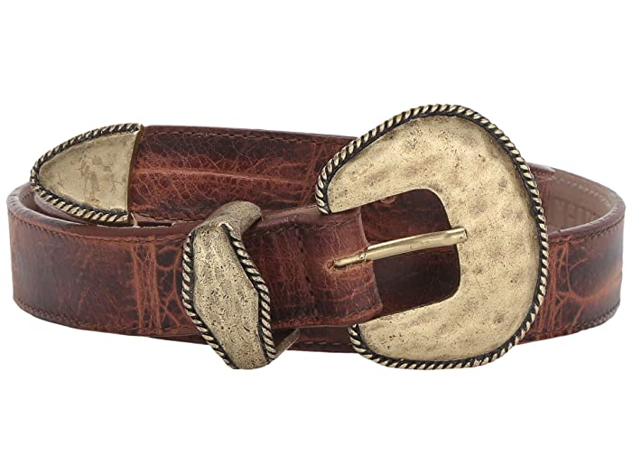Leatherock Loretta Belt (Cognac) Women