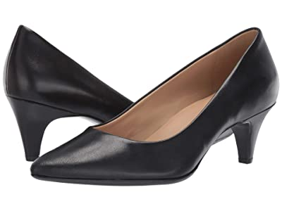 Naturalizer Beverly (Black Leather) Women