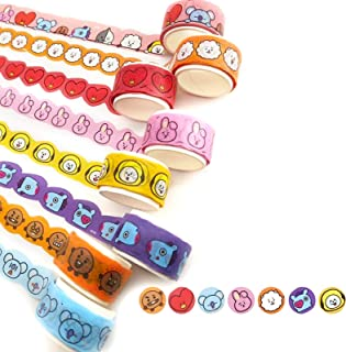 eKOi Kpop BTS Bangtan Boys Theme Merchandise School Supplies ...
