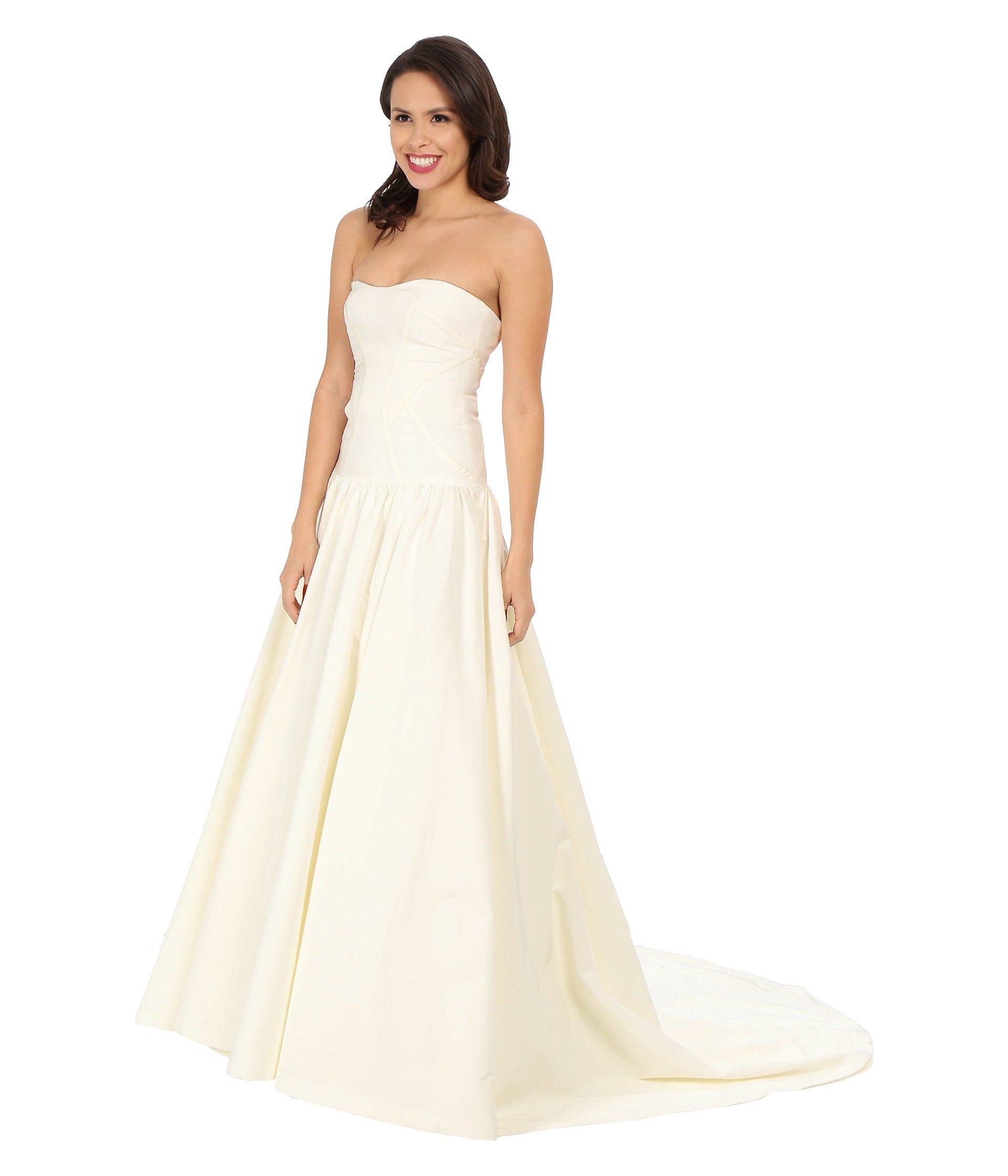 Nicole Miller Silk Faille Wedding Dress - Best Wedding Dress 2017