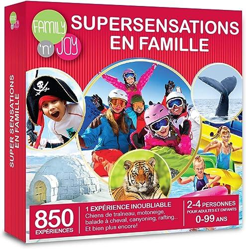 diseño único Cofre DE EXPERIENCIAS SúPER DIVERSIóN EN EN EN Familia - Más de 850 experiencias Familiares a Escoger  ordenar ahora