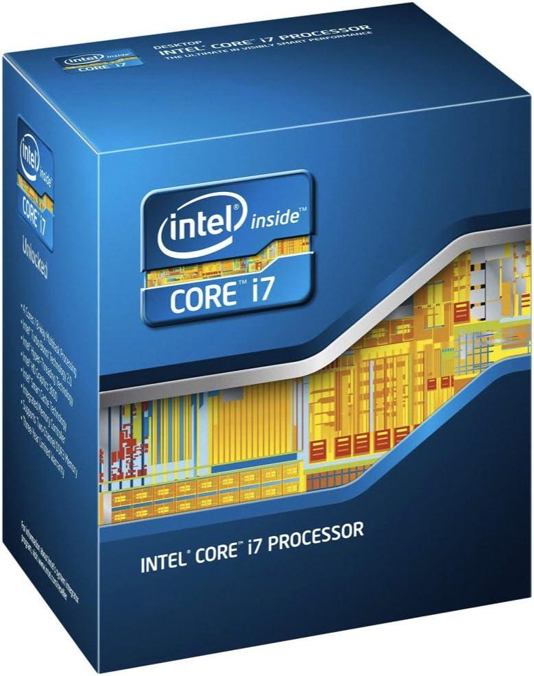 Intel Core i7-3770K Regular dealer Quad-Core Processor 3.5 MB GHz 8 Cache LGA Max 68% OFF 1