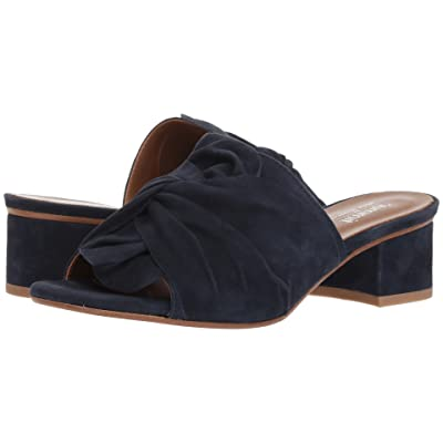 Summit by White Mountain Noelle (Blue Suede) Women