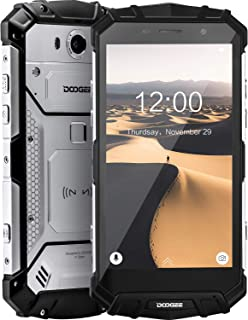 Rugged Smartphones Unlocked 4G, DOOGEE S60 LITE Dual SIM Free Mobile Phones Android 8.1, IP68 Waterproof Octa-Core 4GB RAM...