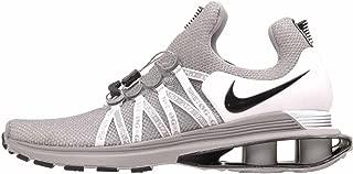 Nike Shox Gravity Mens Running Shoes (9.5 D(M) US) Wolf Grey/Black-White