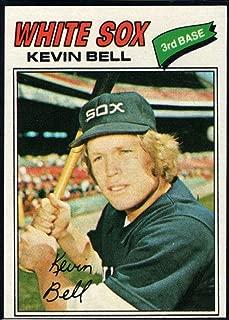 Baseball MLB 1977 Topps #83 Kevin Bell RC White Sox