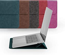 Omnpak 13 Inch Laptop Sleeve with Stand Compatible with 2018-2020 MacBook Air 13 M1 A2179 A1932/ MacBook Pro 13 M1 2016-20...